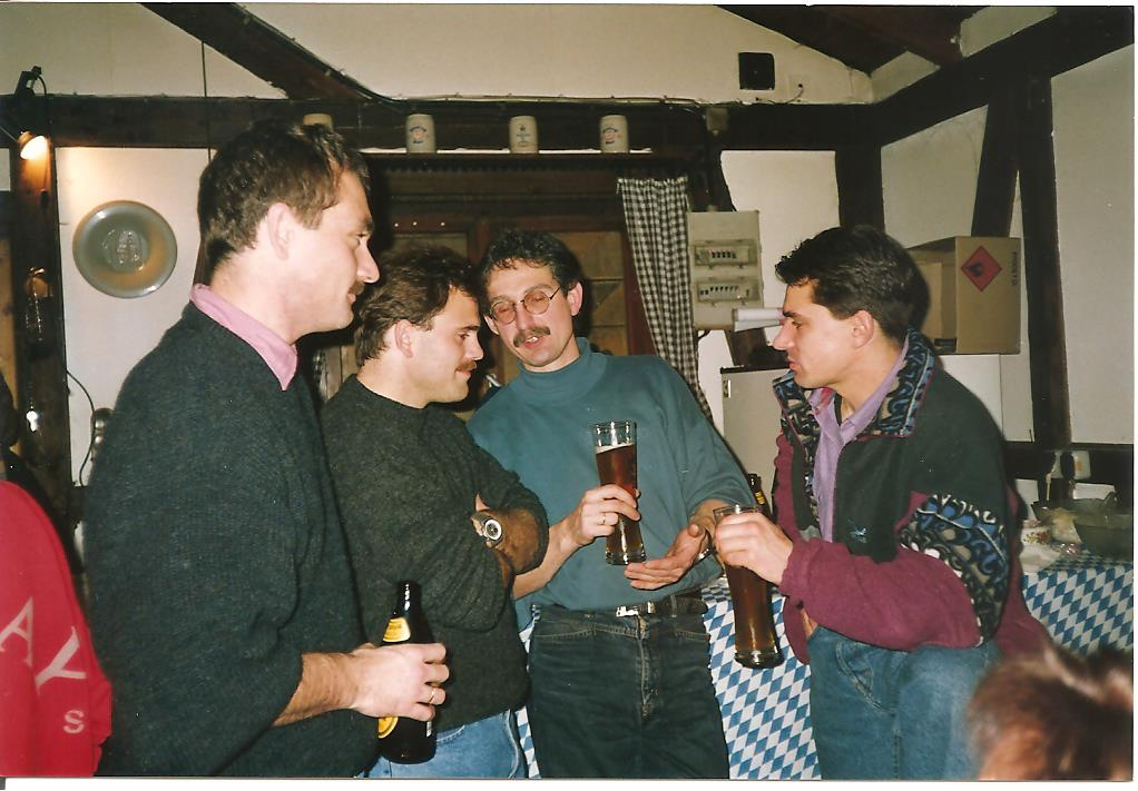 Grillfeier 1993